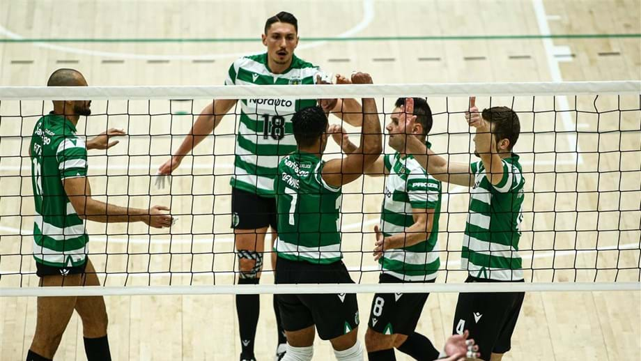 Challenge Cup: Sporting vence na Hungria