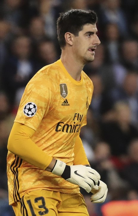 Courtois (guarda-redes)