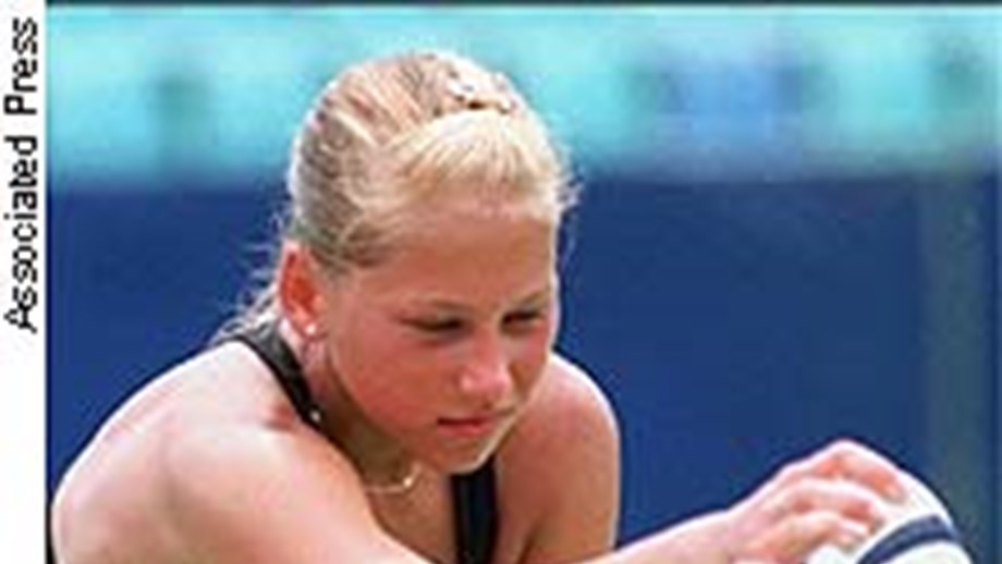 Kournikova for dalig
