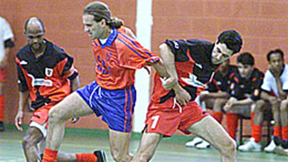e67c960b78 1º Maio revalida título nacional de Futebol de Salão - Futsal ...