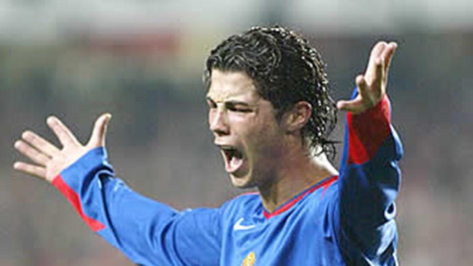 d425f980bff78 Ronaldo acusado por gesto na Luz - Benfica - Jornal Record