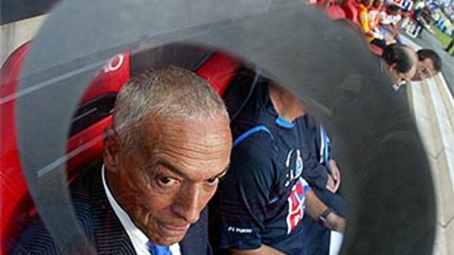 b17f1e53735a2 Jesualdo Ferreira  «Controlámos o jogo» - FC Porto - Jornal Record