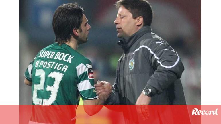 Para ti míster - Sporting - Jornal Record c3e272ccab93a