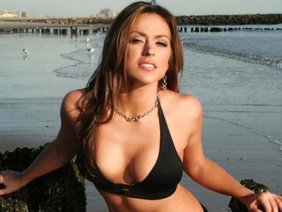 With you carrie milbank bikini