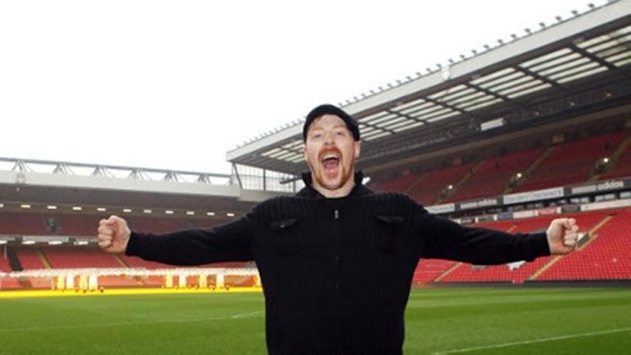 Wrestling  Sheamus é fã do Liverpool - Outras - Jornal Record 2aa8f76b45117