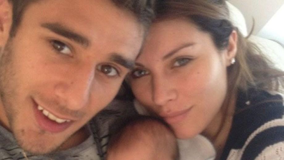 16725521acb35 Magali e Salvio apresentam o filho Valentino - Jogo da Vida - Jornal ...