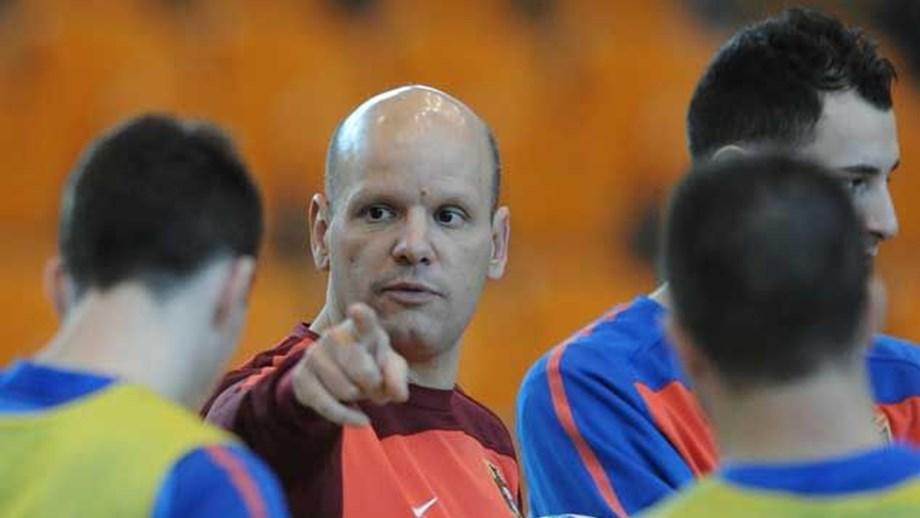 Jorge Brás  «Jogadores estão mais do que preparados» - Futsal ... f213dd0c2f55b