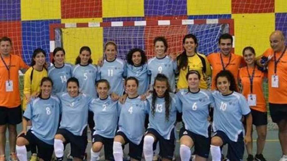 PORTUGUESA NO Europeu de Futsal Universitário. Universidade do Minho na  final feminina 314acfac05c6b