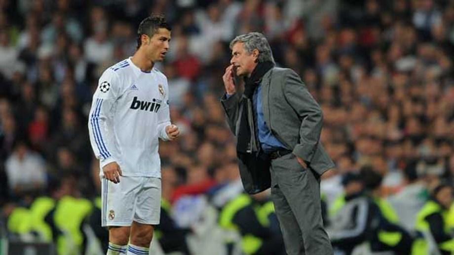 Mourinho vs. Ronaldo  picardia que vem de longe - Internacional ... 8f8932458f6bc