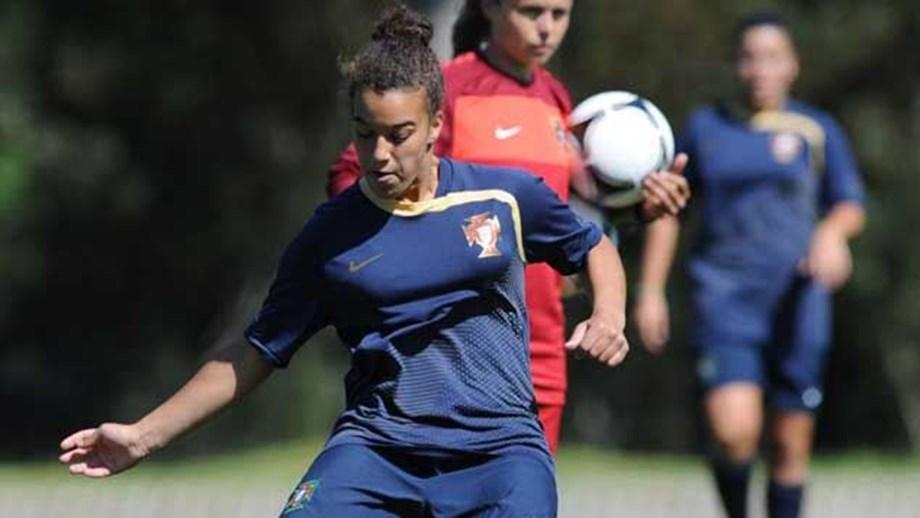 Sub-19  Portugal vence República da Irlanda (1-0) - Futebol Feminino ... eff5e046c9ea9