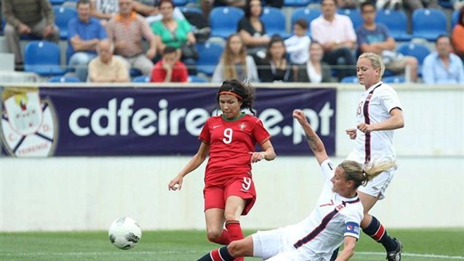 1c794ff706 Portugal perde com Noruega e fica afastada do Mundial - Futebol ...