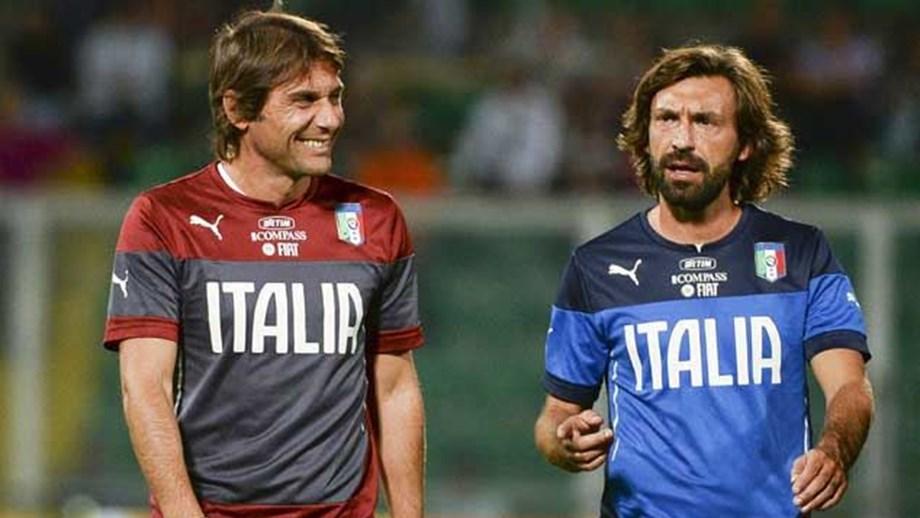 3bceda34e3fdd Pirlo  «Conte pediu-me ajuda e aceitei de imediato» - Europeu ...