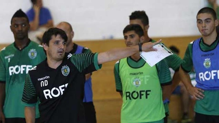 Sporting quer regressar ao topo em luta de leões - Futsal - Jornal ... f7f9b59013daa