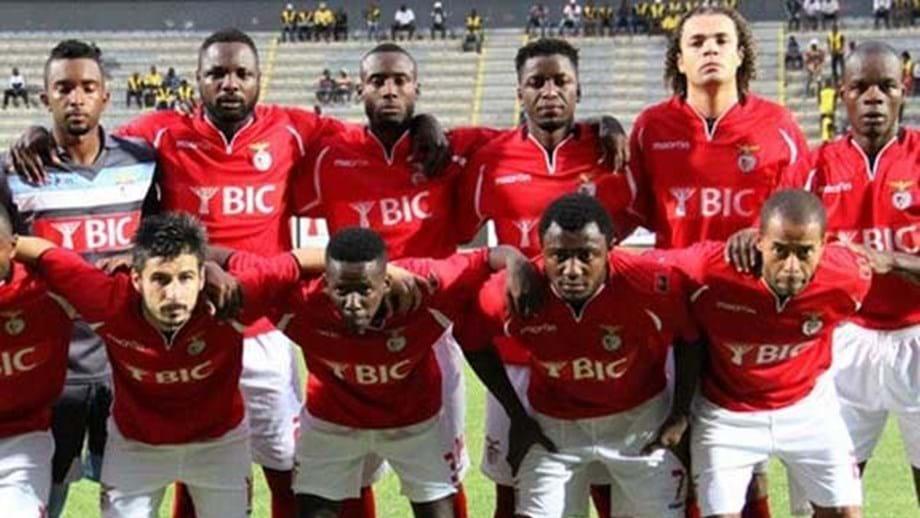 c41001e5c Angola  Benfica de Luanda vence Taça com Mantorras no banco ...