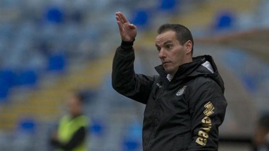 Petit  «Tenho de dar os parabéns aos meus jogadores» - Boavista ... a52fc7005b8f1