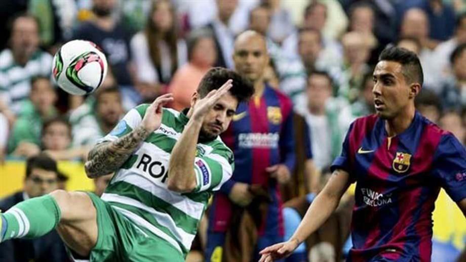 Sporting falha final de forma dramática - Futsal - Jornal Record 5d5dd6f40a285