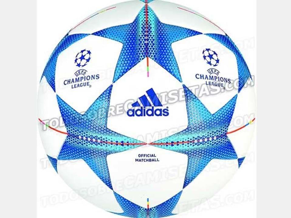Reveladas bolas de Champions e Liga Europa 2015 16 - Fotogalerias ... 7a81546728f14