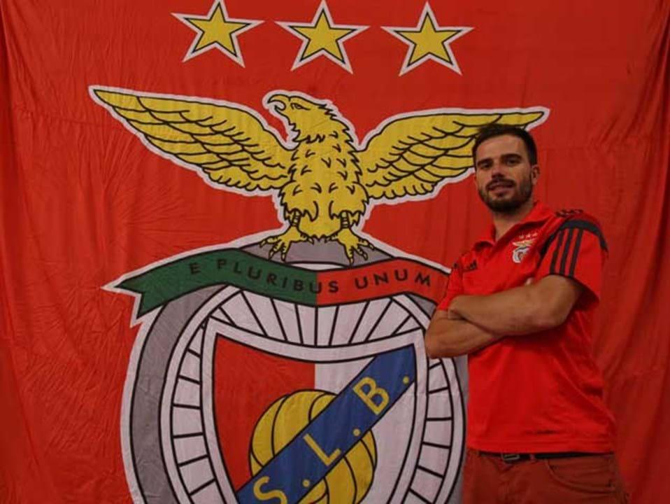 Benfica renova com Gonçalo Alves - Futsal - Jornal Record 6a6d7b517c464