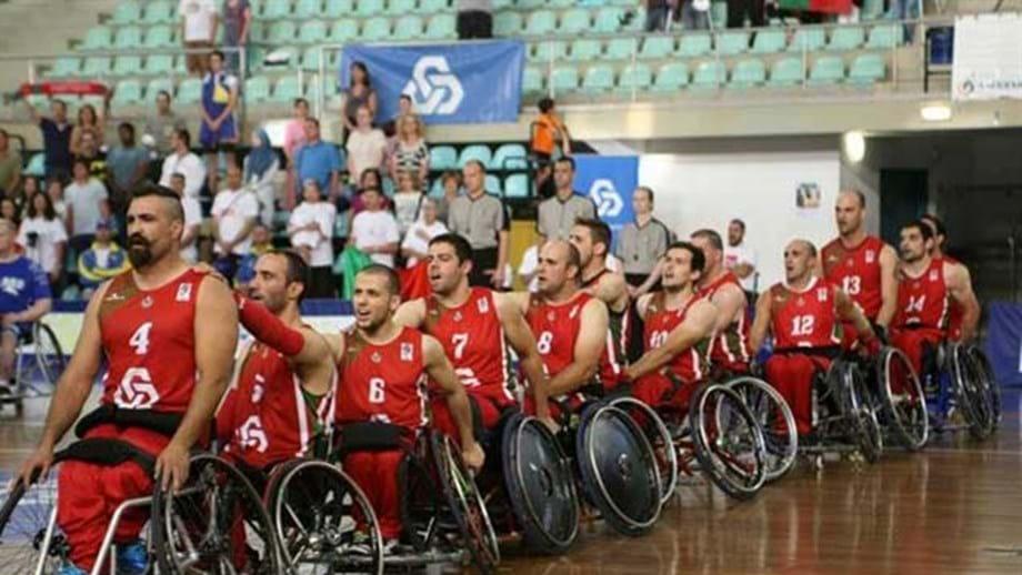 5af5a84fe Basquetebol em cadeira de rodas: Portugal perde final da divisão C ...