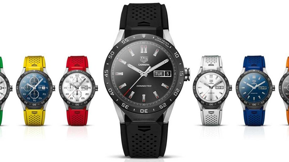 095fa8e71b4 O smartwatch da TAG Heuer - Gadgets - Jornal Record