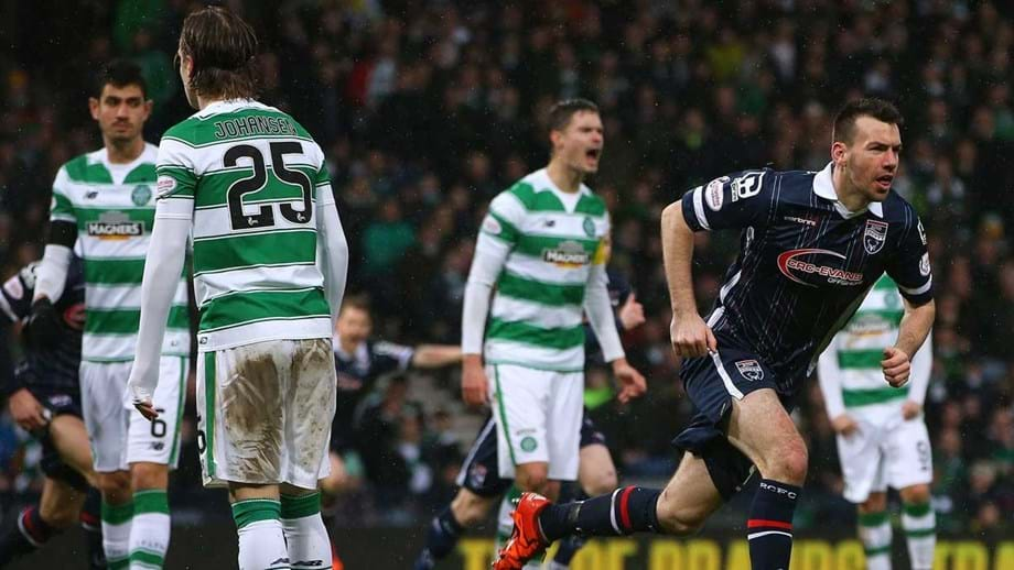 Escócia: Ross County surpreende Celtic na Taça da Liga