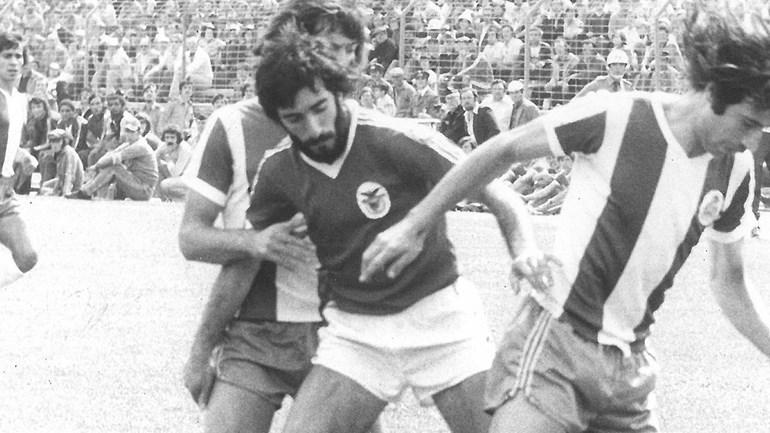 Chalana Benfica: Estreia Dourada De Chalana Num Clássico