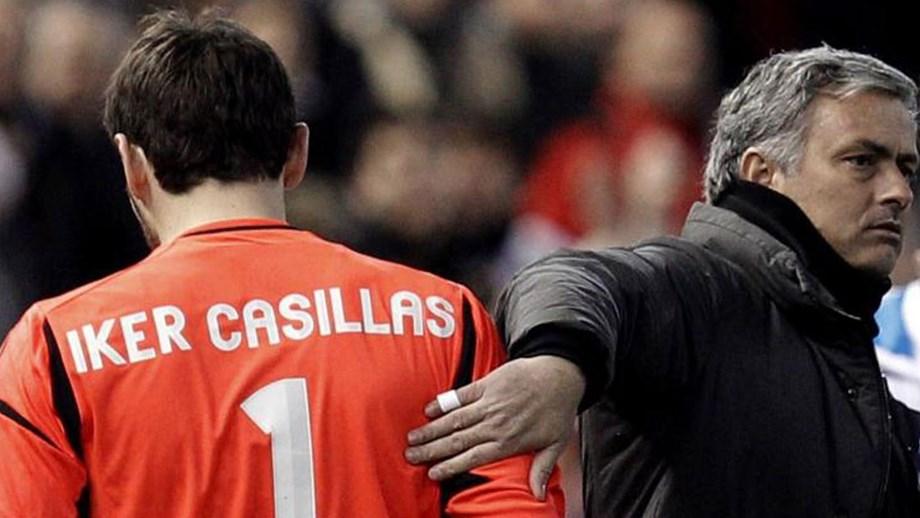 651692796e Casillas  «Mourinho não foi o br    culpado da minha saída do Real ...