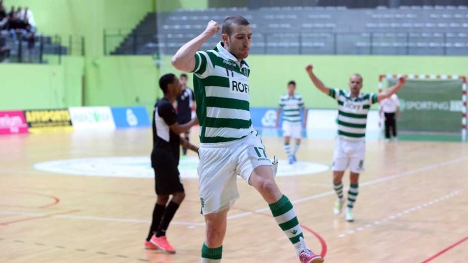 8a30a50a9b Cavinato  «Golo mostrou a força do nosso coletivo» - Futsal - Jornal ...