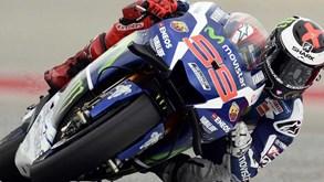 MotoGP: Yamaha já espera saída de Jorge Lorenzo