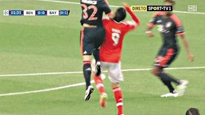 Os casos do duelo entreBenfica e Bayern Munique