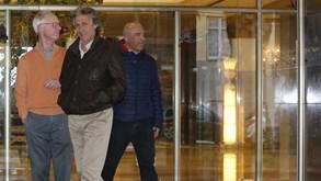 Jorge Jesus esteve no hotel do Bayern Munique