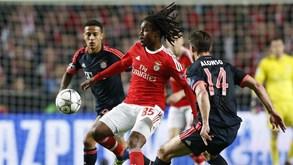 Benfica-Bayern foi o programa mais visto do ano na TV