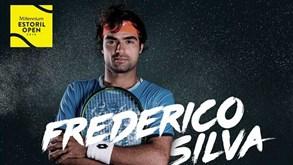 Frederico Silva volta a receber wild card
