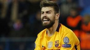 Asprilla goza com Piqué: «Agora jávaiter tempo de sobra para o Periscope»
