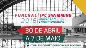 Natação adaptada: Nove campeões paralímpicos no Funchal