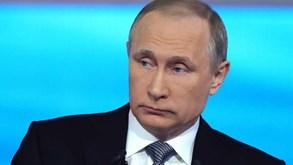 Vladimir Putin garante que meldonium não é substância dopante