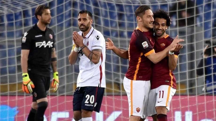 46102492b1 Roma consolida posição no pódio - Itália - Jornal Record