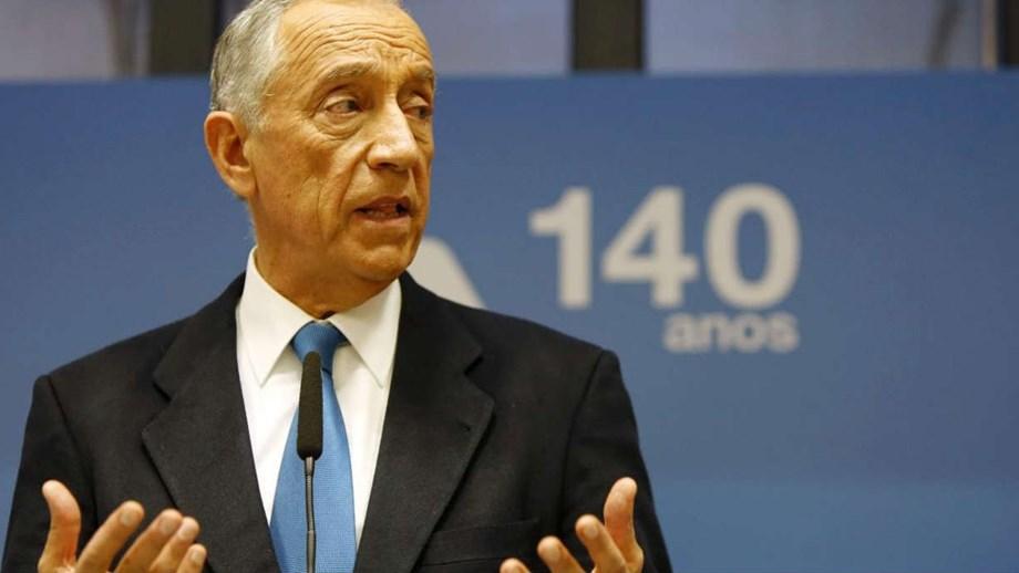 Presidente da República deu posse a João Paulo Rebelo