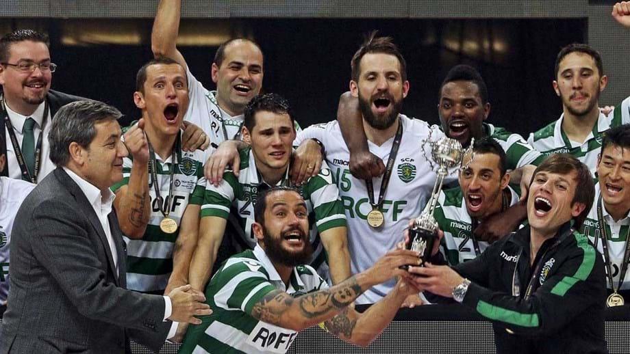 Sporting derrota Benfica  br   e fica com a Taça de Portugal ... deb2a5d45f532