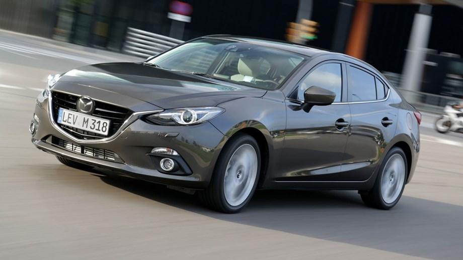 Mazda 3: O Trunfo Da Opção Diesel .