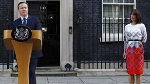 Primeiro-ministro britânico David Cameron demite-se