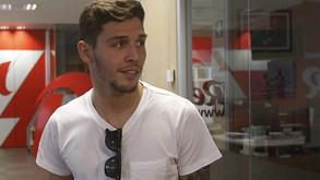 Afonso Figueiredo já chegou a França para assinar pelo Rennes