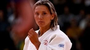 Telma Monteiro diz que Grande Prémio de Budapeste é último teste ao joelho
