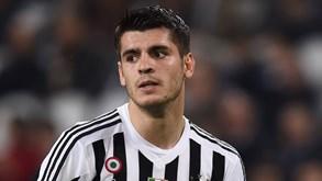Morata escreve mensagem emocionada na despedida da Juventus