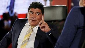 Maradona fala em dependência de Ronaldo e atribui favoritismo à Croácia