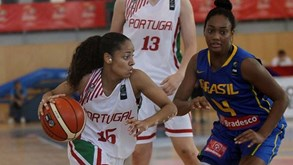 Mundial Feminino de sub-17: Portugal derrotado pelo Brasil