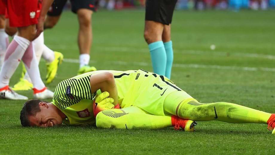 Szczesny só sabe se defronta  br   Alemanha no dia do jogo - Euro ... 2a638562466c2
