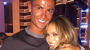 Ronaldo não se esqueceu do dia de Jennifer Lopez