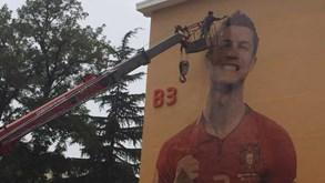 As 'obras de restauro' de Ronaldo