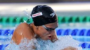 Nadadora russa tetracampeã mundial excluída da competição